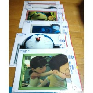 タイトー(TAITO)の新品★非売品 ドラえもん シール壁紙 ウォールステッカー 6枚セット (キャラクターグッズ)