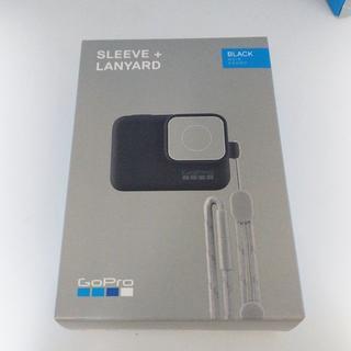 GoPro - 新品 GoPro スリーブ + ランヤード 黒