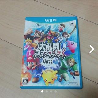 Wii U - 大乱闘スマッシュブラザーズ for WiiU