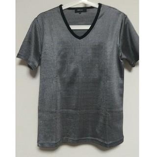 コムサイズム(COMME CA ISM)のカットソー  半袖(Tシャツ/カットソー(半袖/袖なし))