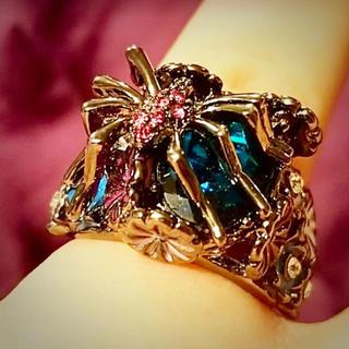 蜘蛛のリング(リング(指輪))