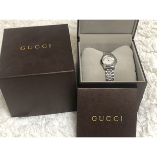Gucci - 美品 GUCCI レディース 腕時計 電池交換済み
