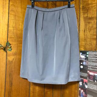 アンテプリマ(ANTEPRIMA)のアンテプリマ  スカート  グレー(ひざ丈スカート)
