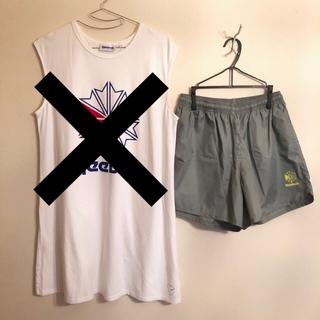 カスタネ(Kastane)のReebok CLASSIC×Kastane コラボアイテムセット(Tシャツ(半袖/袖なし))