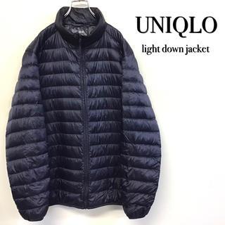 UNIQLO - 美品 UNIQLO ウルトラ ライトダウン ジャケット エクストラウォーム