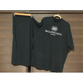 バレンシアガ(Balenciaga)のbalenciaga  バレンシアガ オーバーサイズ Tシャツ(Tシャツ(半袖/袖なし))