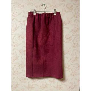 GRL - スエードタイトスカート