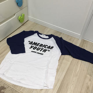 ロデオクラウンズワイドボウル(RODEO CROWNS WIDE BOWL)のロデオ ラグラン(Tシャツ/カットソー(七分/長袖))