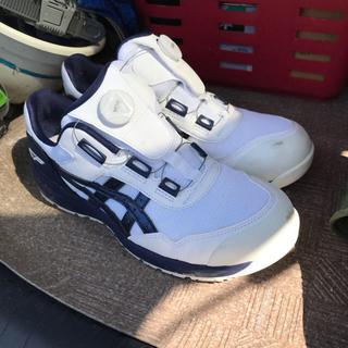 asics - asics 安全靴 26.5cm