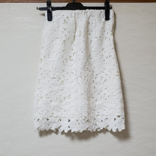 ByeBye - レースタイトスカート
