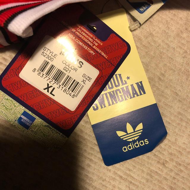 adidas(アディダス)のNBA シカゴブルズ デニスロッドマン アディダス ユニフォーム メンズのトップス(タンクトップ)の商品写真