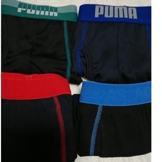 プーマ(PUMA)のアディダスメンズ&PUmAメンズボクサーブリーフ4枚セット(ボクサーパンツ)