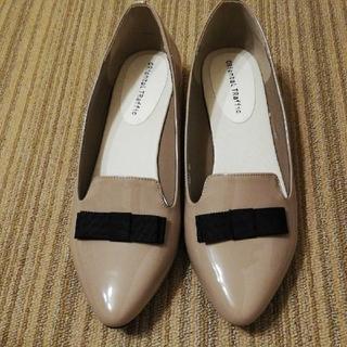 オリエンタルトラフィック(ORiental TRaffic)のORiental TRaffic 雨の日兼用パンプス(レインブーツ/長靴)