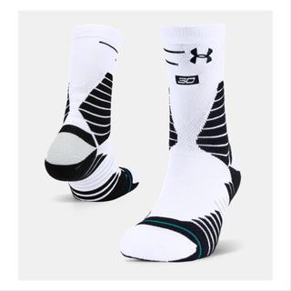 アンダーアーマー(UNDER ARMOUR)のスタンス STANCE UA ソックス 靴下 メンズ  L 26-29cm(ソックス)