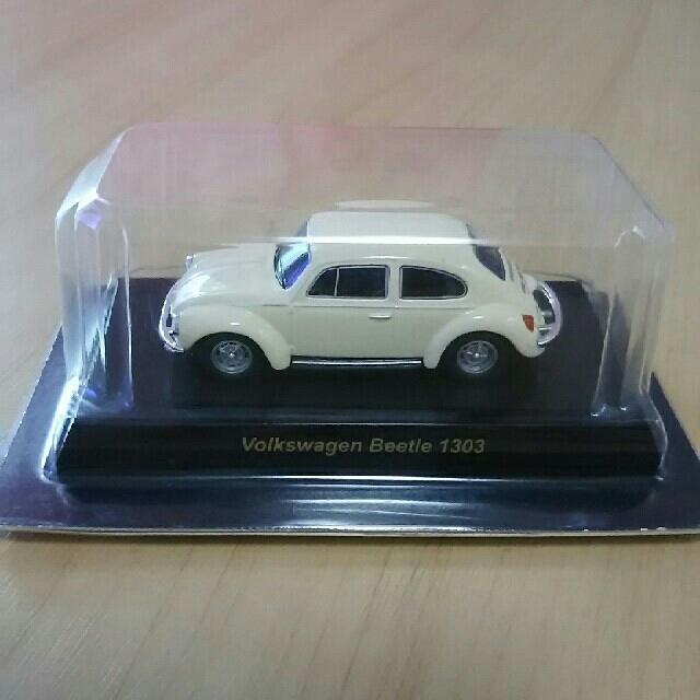 Volkswagen(フォルクスワーゲン)のフォルクスワーゲン タイプ1ビートル ミニカー エンタメ/ホビーのおもちゃ/ぬいぐるみ(ミニカー)の商品写真