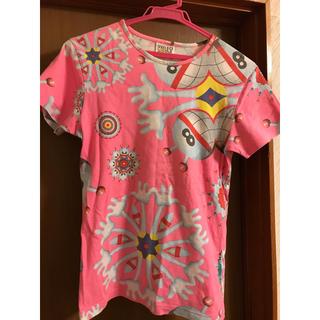 ウォルターヴァンベイレンドンク(Walter Van Beirendonck)のW&LT パクパクくんTシャツ(Tシャツ(半袖/袖なし))