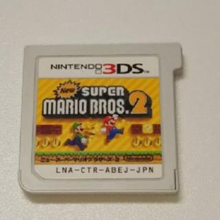 ニンテンドー3DS - 最安値! スーパーマリオブラザーズ2
