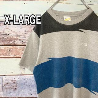 エクストララージ(XLARGE)のエクストララージ Sサイズ Tシャツ グレー(Tシャツ/カットソー(半袖/袖なし))