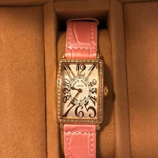 フランクミュラー(FRANCK MULLER)のフランクミュラー  ロングアイランド  美品  (腕時計)