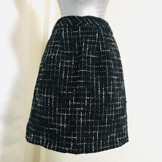 ミッシュマッシュ(MISCH MASCH)のミッシュマッシュ  ツイードタイトスカート(ひざ丈スカート)