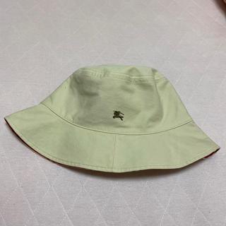 バーバリーブルーレーベル(BURBERRY BLUE LABEL)の帽子(ハット)