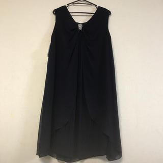 アーバンリサーチ(URBAN RESEARCH)の新品タグ付き☆apresjour☆2wayデザインドレス(ミディアムドレス)