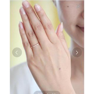 カナルヨンドシー(canal4℃)のカナル4℃ k10  ダイヤモンドリング(リング(指輪))