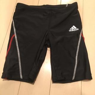 adidas - 【中古】アディダス 水着 130cm