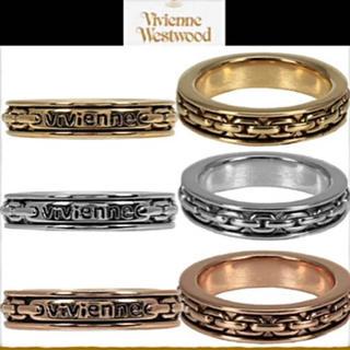 ヴィヴィアンウエストウッド(Vivienne Westwood)の【Vivienne Westwood】リング★ゴールド★2連 or ペアにも◎(リング(指輪))