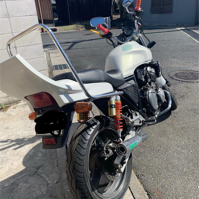 ホンダ(ホンダ)の早い者勝ち!CB400SF NC31 カスタム多数 自動車/バイクのバイク(車体)の商品写真