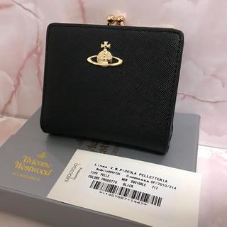 ヴィヴィアンウエストウッド(Vivienne Westwood)の二つ折りがま口財布❤️ヴィヴィアンウエストウッド❤️新品・未使用(財布)