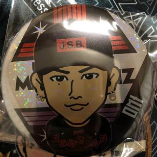 三代目 J Soul Brothers - 登坂広臣 モバイル缶バッジ