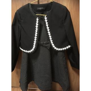 シマムラ(しまむら)の女の子 フォーマルウェア セット 120センチ(ドレス/フォーマル)