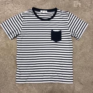 ボーダー Tシャツ(Tシャツ/カットソー(半袖/袖なし))