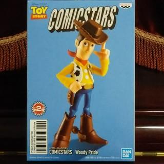 トイストーリー(トイ・ストーリー)のトイ・ストーリー COMICSTARS ウッディ A カラーバージョン 1種(SF/ファンタジー/ホラー)