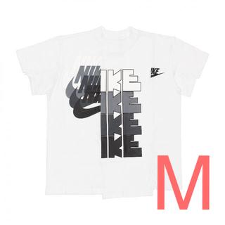 sacai - 【新品】Nike Sacai Nike Lab W Nrg Ga Tee 白 M