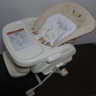 combi - 【送料込】コンビ 綺麗 レミニス バウンサー ハイローチェア 新生児~