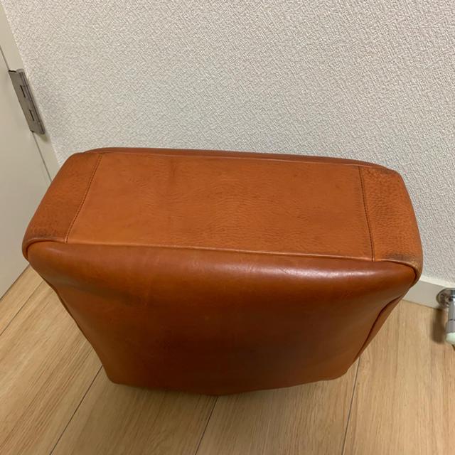 BEAMS(ビームス)のSLOW bono 牛革栃木レザートートバッグ  スロウ ボノ キャメル メンズのバッグ(トートバッグ)の商品写真