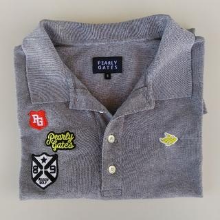 パーリーゲイツ(PEARLY GATES)のPearly Gates ゴルフ ポロシャツ メンズ(ポロシャツ)