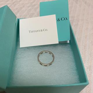 ティファニー(Tiffany & Co.)のティファニー リング TIFFANY アトラスリング(リング(指輪))
