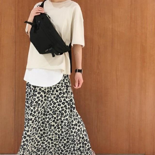 LOWRYS FARM(ローリーズファーム)の【今季美品】 LOWRYS FARM  コーデュラーウエストBAG黒 レディースのバッグ(ショルダーバッグ)の商品写真