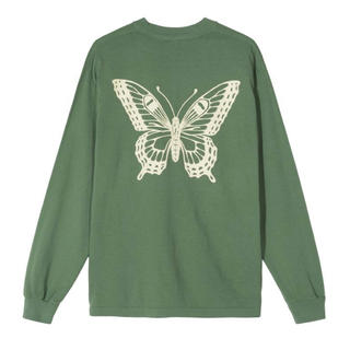 GDC - Girls Don't Cry Butterfly L/S T-Shirt