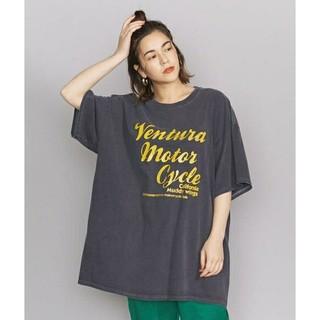 ビューティアンドユースユナイテッドアローズ(BEAUTY&YOUTH UNITED ARROWS)の【美品】GOOD ROCK SPEEDピグメントショートスリーブTシャツ(Tシャツ(半袖/袖なし))