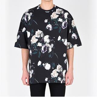 ラッドミュージシャン(LAD MUSICIAN)のLAD MUSICIAN 17ss Flower Big T-Shirt(Tシャツ/カットソー(半袖/袖なし))