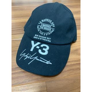 ワイスリー(Y-3)のY-3 キャップ 美品(キャップ)