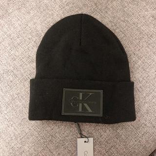 カルバンクライン(Calvin Klein)のCK♡ニット帽(ニット帽/ビーニー)