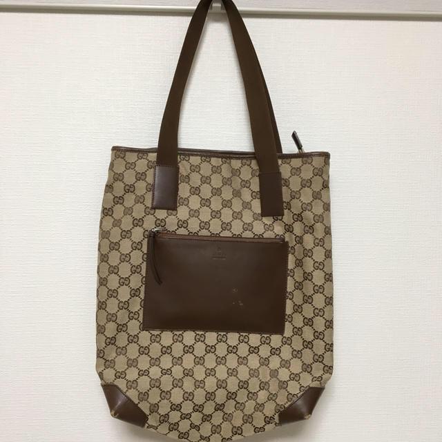 Gucci(グッチ)のGucci vintage トートバッグ メンズのバッグ(トートバッグ)の商品写真
