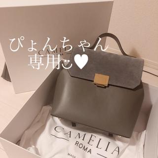 Furla - camelia roma♡ スエードリュック カメリアローマ