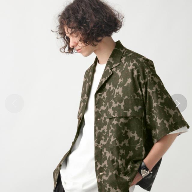 HARE(ハレ)の【値下げ中】HARE ペイズリーセットアップ メンズのスーツ(セットアップ)の商品写真