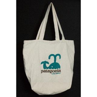 パタゴニア(patagonia)のパタゴニア トートバッグ コットン(トートバッグ)